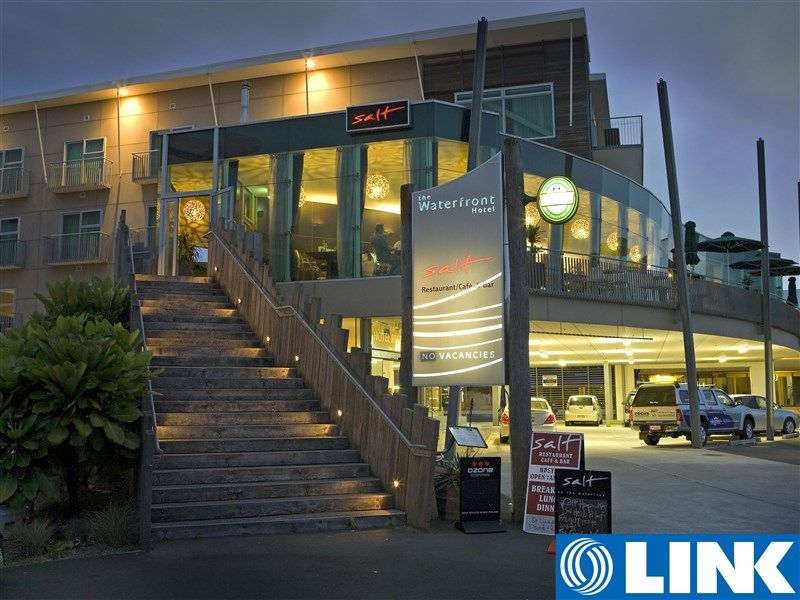 Waterfront Private Hotel for Sale New Plymouth
