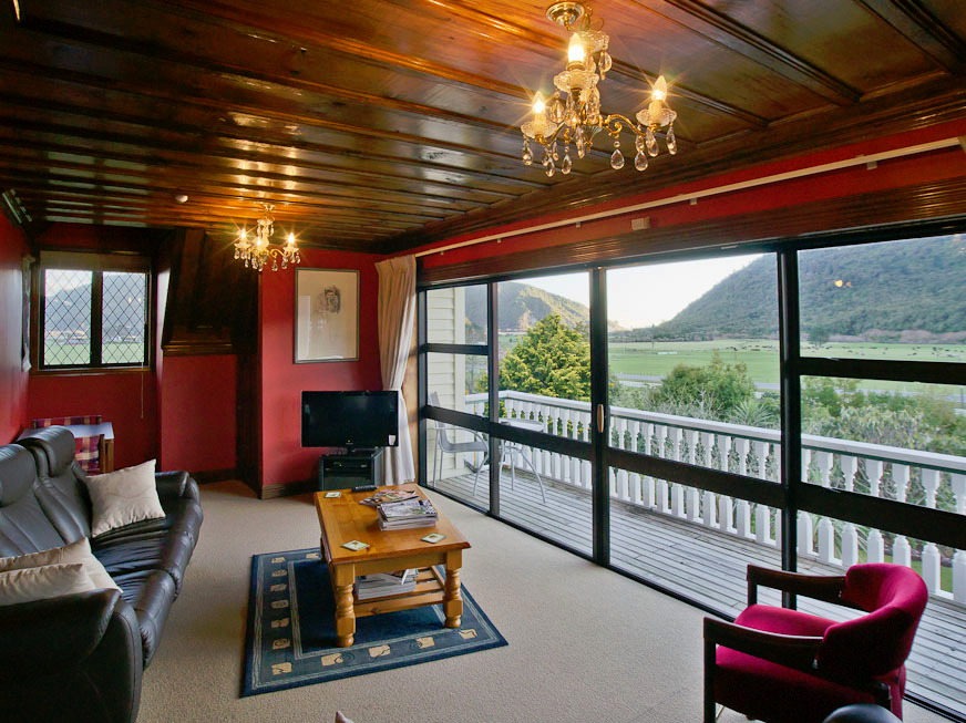 Lodge and B&B Business for Sale Greymouth