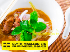 Asian Food  Business  for Sale