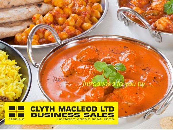 Indian Takeaway and Restaurant for Sale Auckland