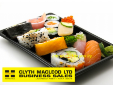 6 Day Sushi Takeaway  Business  for Sale