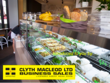 6 Day Delicatessen  Business  for Sale