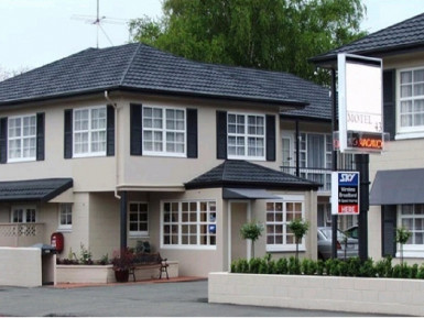 Motels for Sale Merivale Christchurch