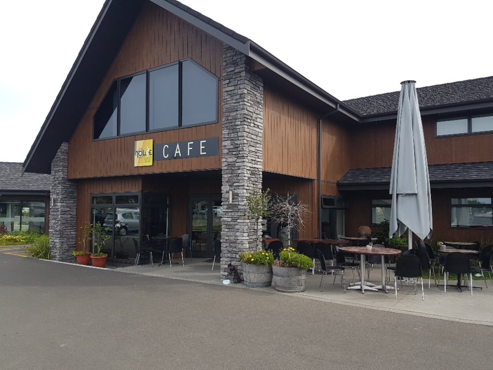 Cafe Espresso Lounge for Sale Havelock North