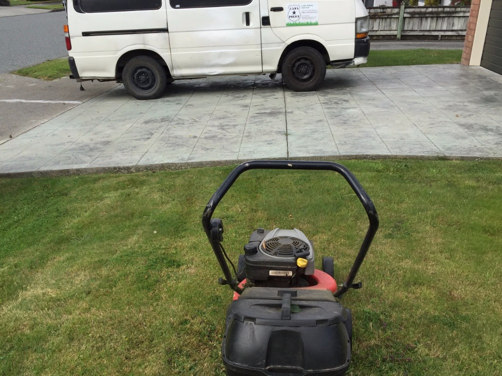 Lawn Mowing and Landscaping Business for Sale Lower Hutt