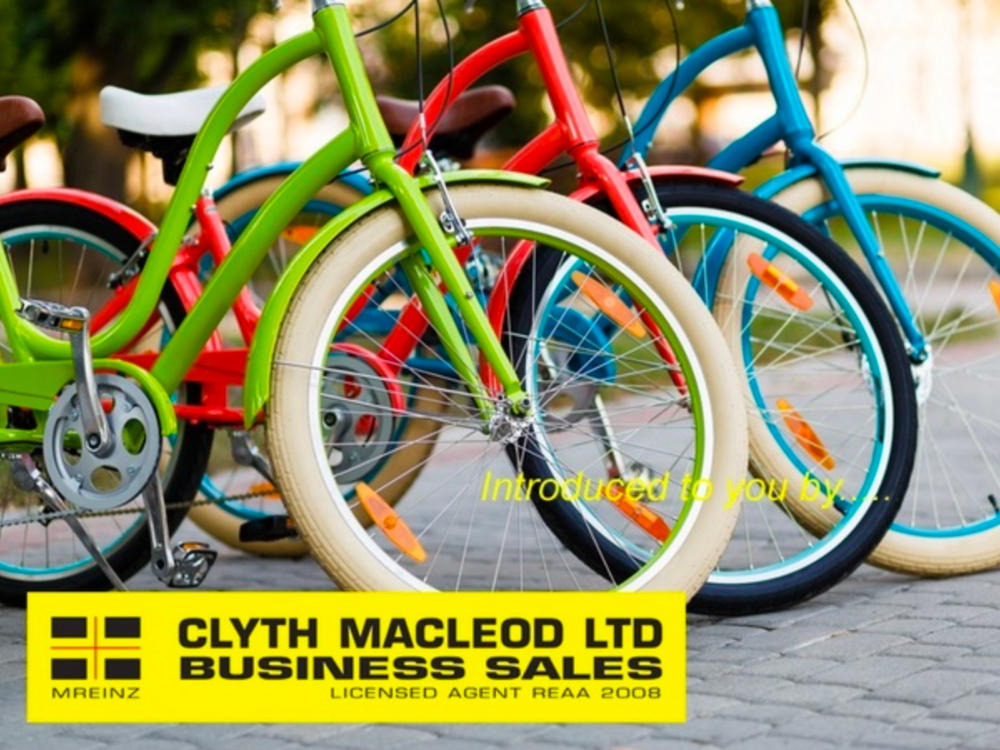 Bike Shop Business for Sale Auckland