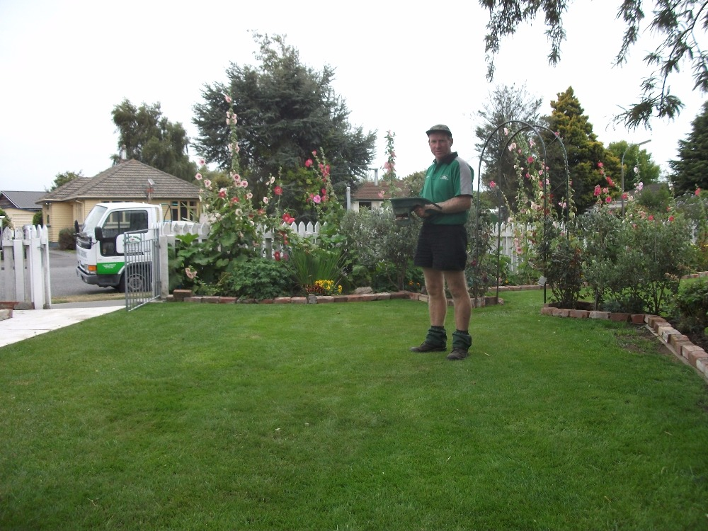 Greenacres Lawn and Garden  Business for Sale Christchurch
