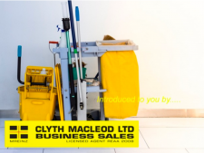 Commercial Cleaning Master  Franchise  for Sale