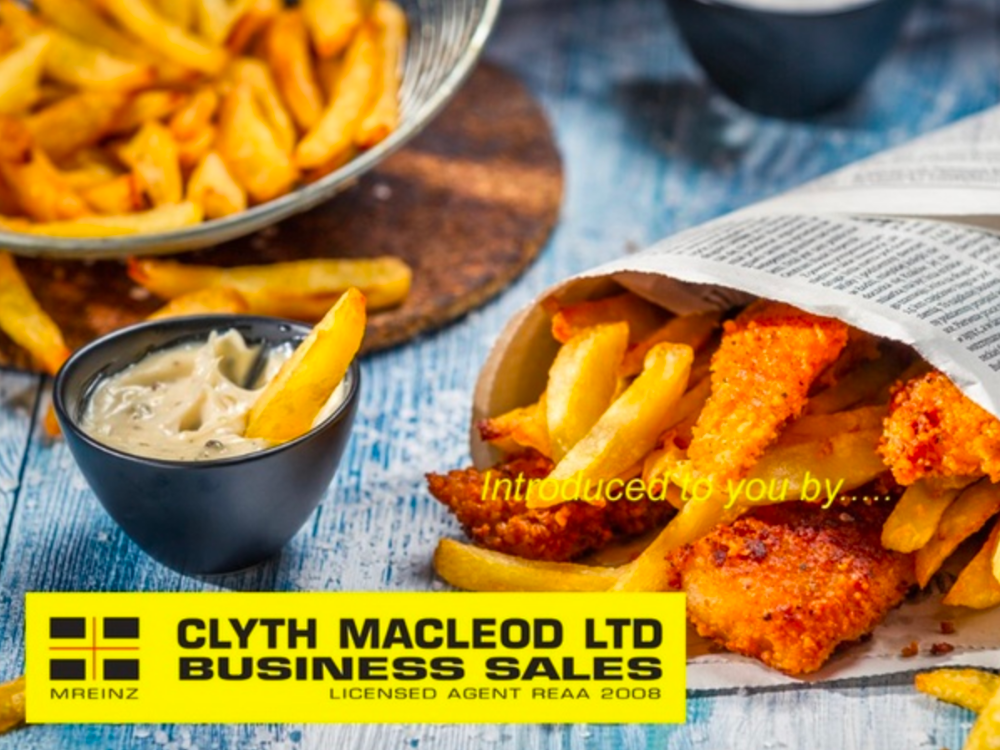 Fish Chips and Burger Business for Sale East Auckland