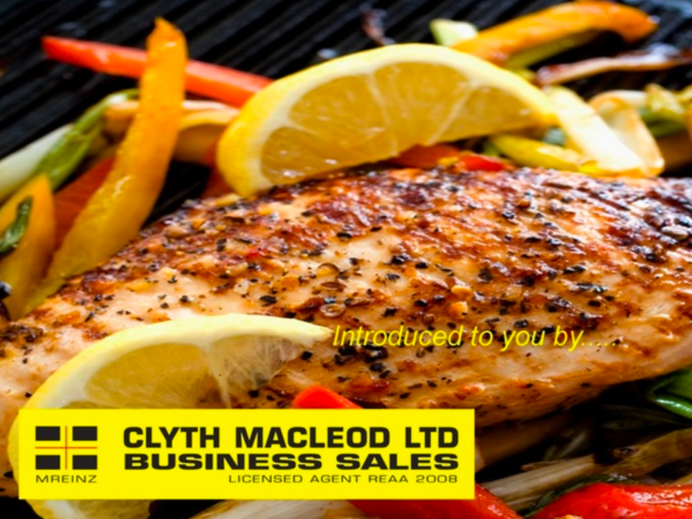 6 Day Takeaway Business for Sale Auckland