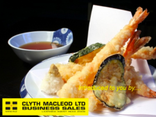 Japanese Cuisine  Business  for Sale