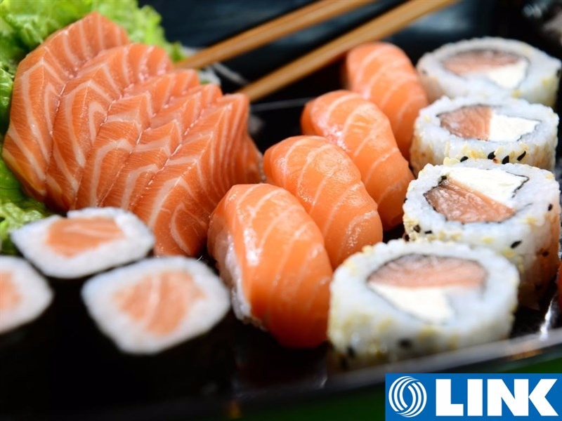 Sushi and Catering Business for Sale Auckland