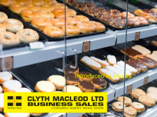 5 Day Bakery Lunch Bar  Business  for Sale