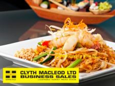 Asian Fusion Dining  Business  for Sale