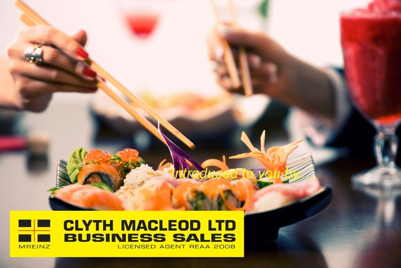 Sushi and Donburi Business for Sale Auckland