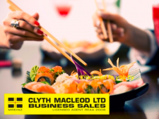 Sushi and Donburi  Business  for Sale