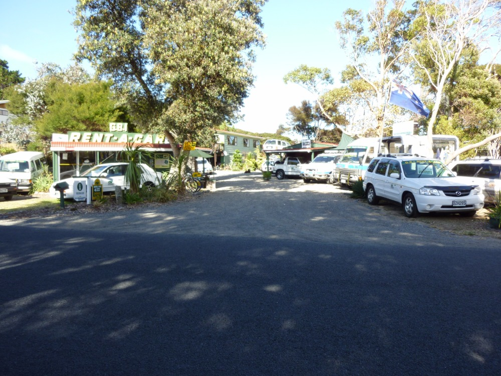 Rental Cars and Shuttles Business for Sale Great Barrier Island