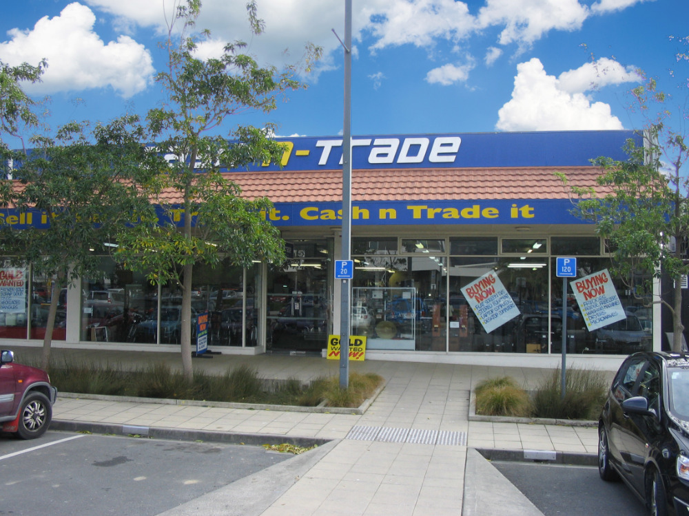 Cash N Trade Business for Sale Nelson
