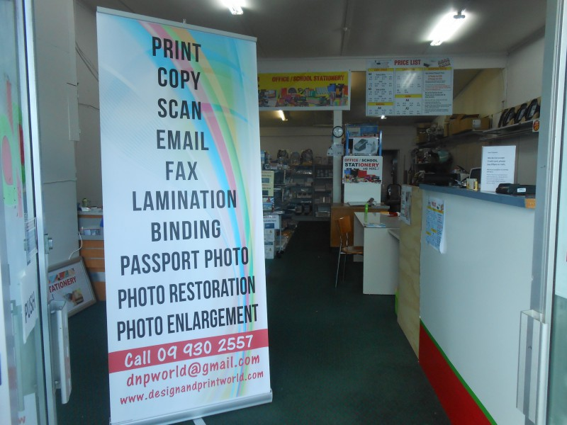 Design and Print Business for Sale Auckland