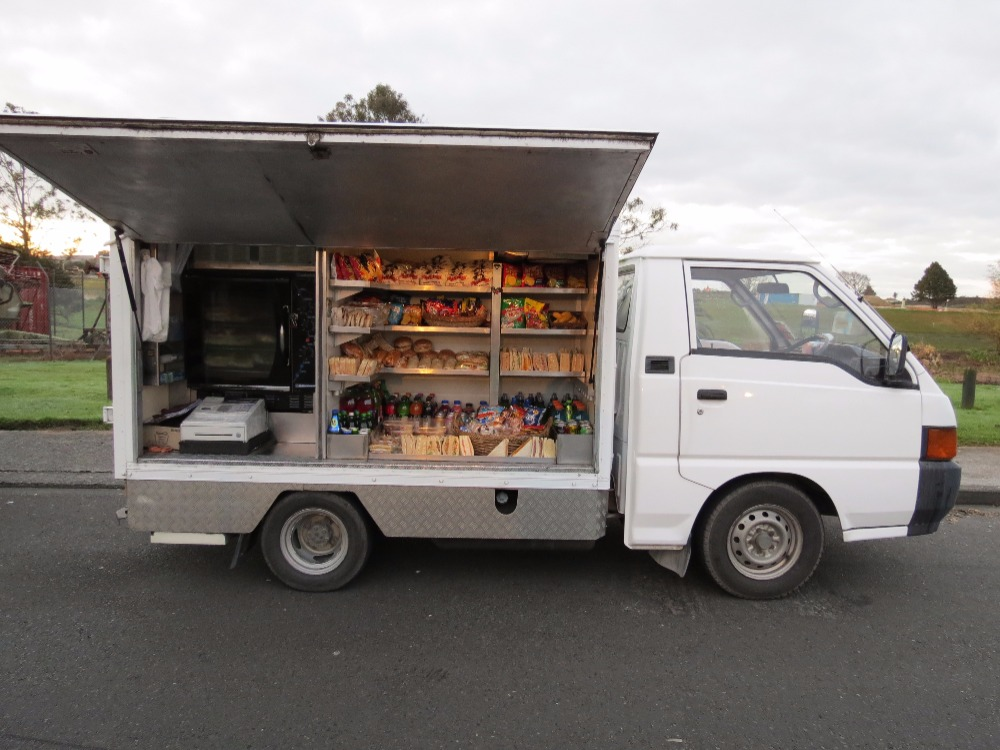 Mobile Lunch Bars Business for Sale Auckland