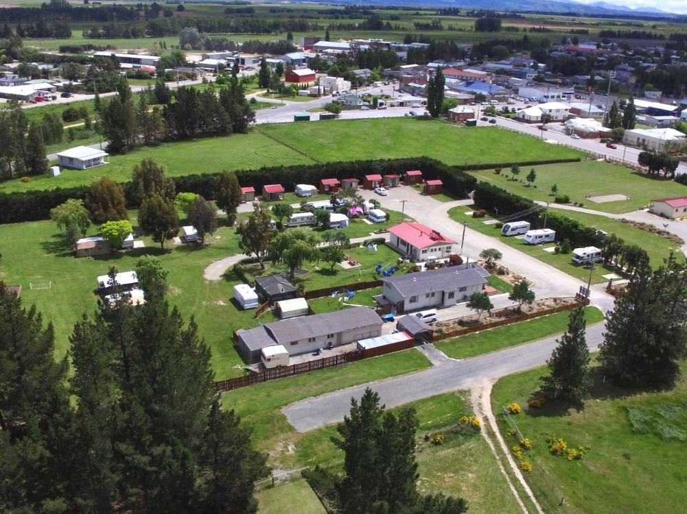 Holiday Park and Motels  Business for Sale Central Otago