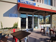 Napoli Street Cafe & Pizzaria, Near Queenstown Airport,   Business  for Sale