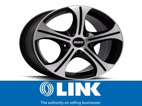 Wheels, Tyres and Car Audio Business for Sale Auckland City