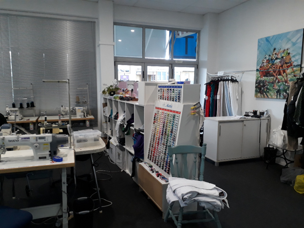 Clothing Alterations Business for Sale Napier