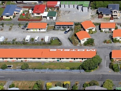 Motel and Holiday Park for Sale Hokitika