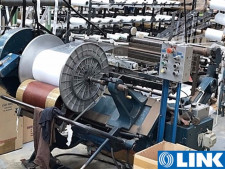 Textile Manufacturing  Business  for Sale