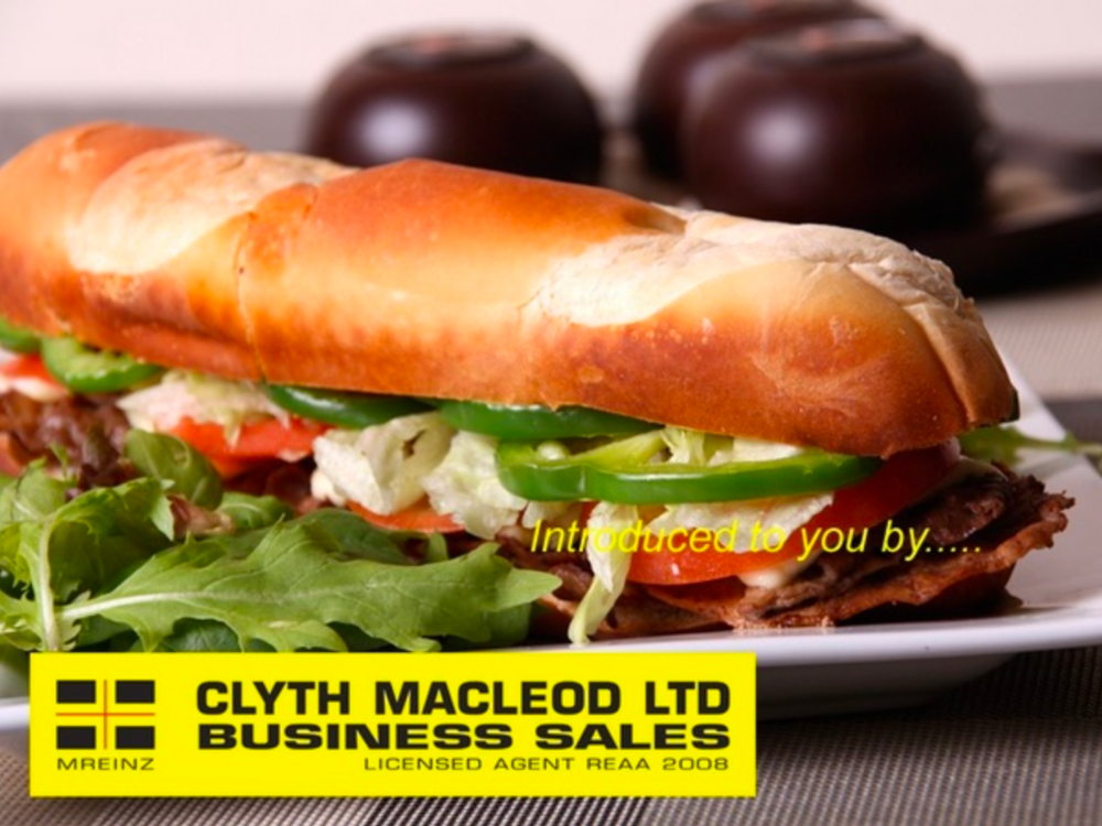 Lunch Bar Business for Sale Auckland