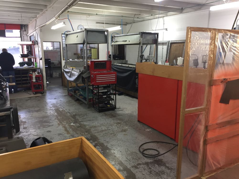 Automotive Restoration Business for Sale Wairau Valley
