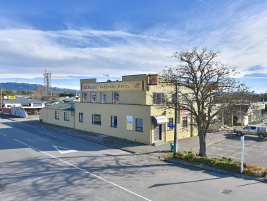 Hotel Accommodation for Sale North Canterbury