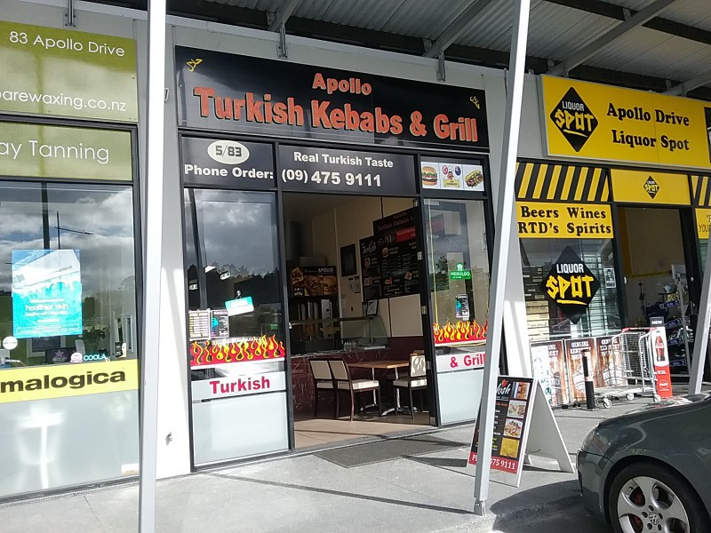 Turkish Kebabs and Grill Business for Sale Albany Auckland
