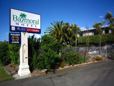 Balmoral Motel  Business  for Sale