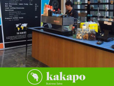 Espresso Bar Kiosk  Business  for Sale