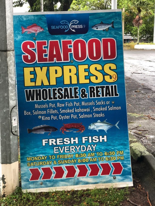 Fresh Fish Shop Business for Sale South Auckland