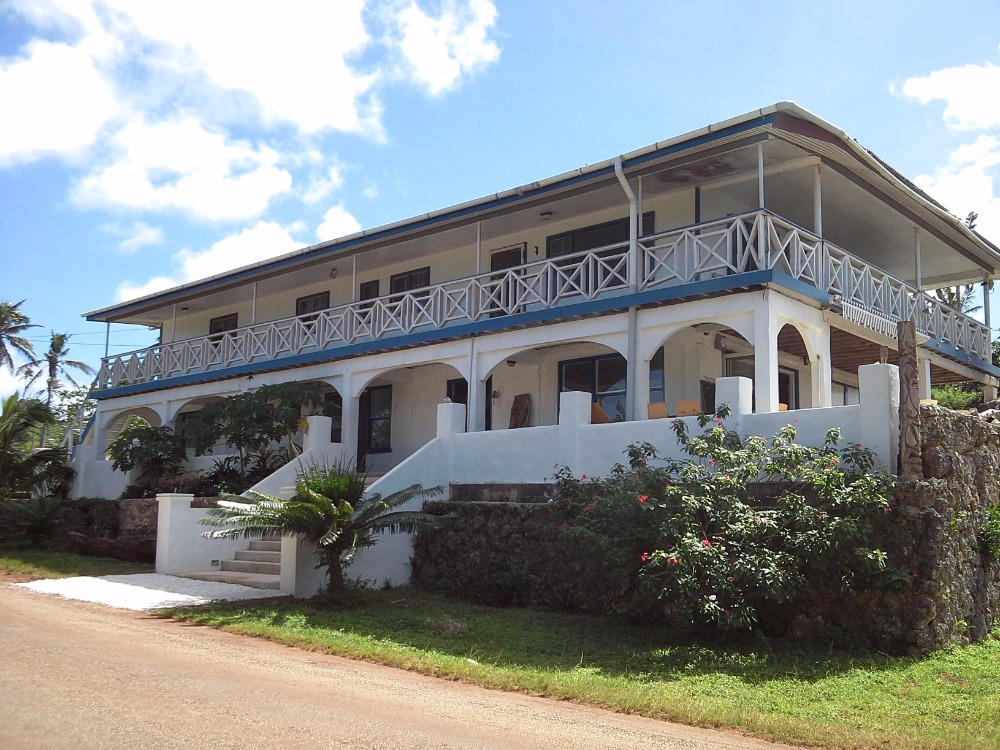 Boutique Hotel for Sale Neiafu Tonga