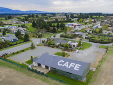 Cafe with Dwelling  Business  for Sale