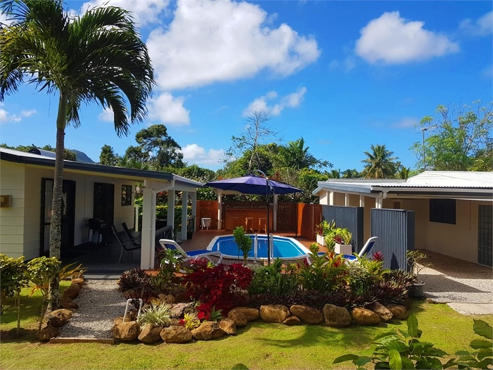 Vacation Rental Business for Sale Cook Islands