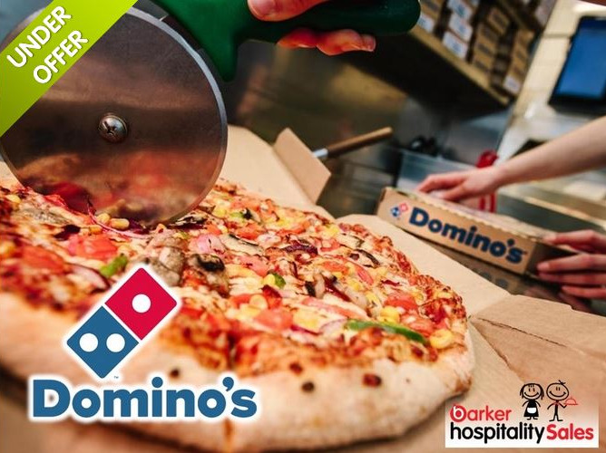 Dominos Pizza Business for Sale Hastings