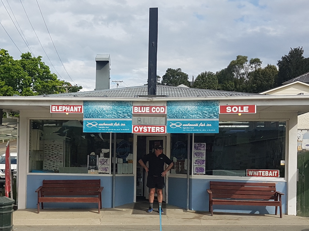 Fish and Chips Asian Takeaway Business for Sale Dunedin