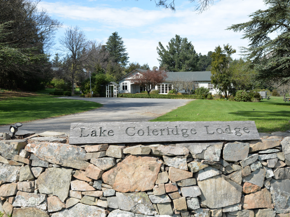 High Country Lodge Business for Sale Lake Coleridge