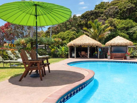 Beachside FHGC Motel for Sale Northland