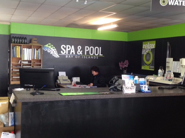 Retail and Swimming Pool Construction Business for Sale Kerikeri