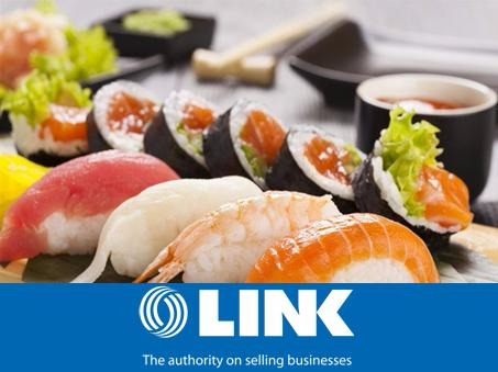 Sushi Bar for Sale Auckland City