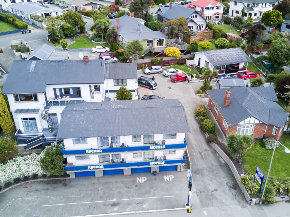 Anchor Motel for Sale Timaru