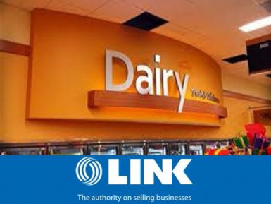 Dairy with Lotto  Business  for Sale