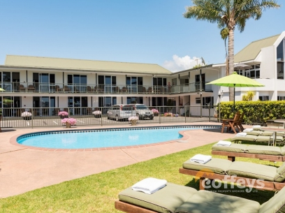 Highly Profitable FHGC Motel for Sale Paihia