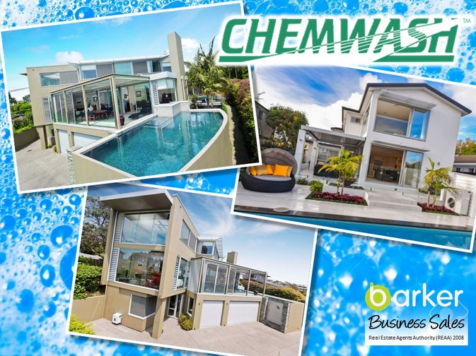 Chemwash Business for Sale Auckland
